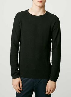 Photo 1 of Selected Homme Black Sweater
