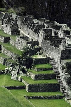 Machu Picchu, Peru. So going to take a million pics when I am here in March!