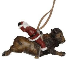 More great Yellowstone themed Christmas ornaments - great price ...