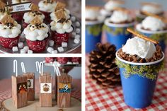 camp theme party food | Camp In Sleepover | Birthday Express