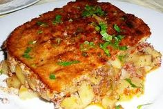 Mussaka - Bulgarian Food