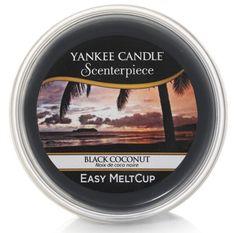 Noix coco noir - Easy MeltCup - Cire parfumée - Boutique Yankee Candle