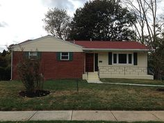 14112 Canterbury Lane , Rockville, MD 20853 - Awesome deck. Nice wood floors.  Really nice backyard. Pink and seafoam tiles in bathrooms.