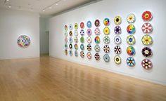TAKASHI MURAKAMI  Installation view