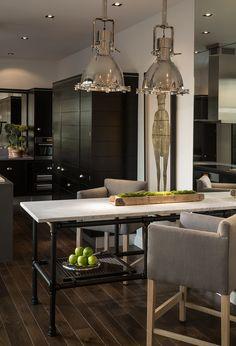 Kitchen - Dining area - Michael Dawkins Home