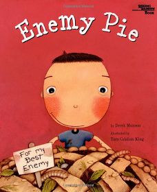 Grade ONEderful: Yum yum, Enemy Pie
