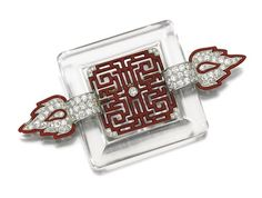 Brooch  Cartier, 192 fashion love