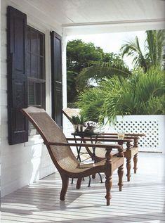 India Hicks / porch envy
