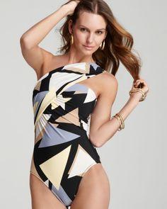 23cc70bd14 Magicsuit Prism Goddess One Shoulder Swimsuit Women - Swimsuits   Cover-Ups  - Bloomingdale s