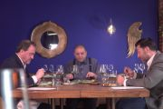 BUCHAREST DEGUSTATION TOUR: George Butunoiu lansează serialul video de prezentari ale meniurilor restaurantelor de top din București Georgia, Restaurant, Diner Restaurant, Restaurants, Dining