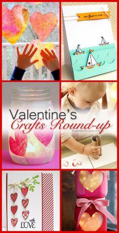 Last Minute Easy Valentines Craft Ideas: Roundup