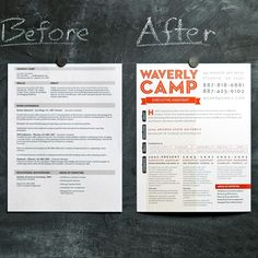 2 Page Resume Design by Loft Resumes