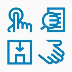 Dell — Illustration Exploratory on Behance Mehndi Designs For Beginners, New Mehndi Designs, Signage Design, Logo Design, Graphic Design, Branding, Typography, Lettering, Monogram Logo