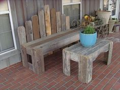 Rustikale Möbel aus alten Paletten ähnliche tolle Projekte und Ideen wie im Bild vorgestellt findest du auch in unserem Magazin . Wir freuen uns auf deinen Besuch. Liebe Grü�
