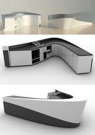 reception desk - Buscar con Google