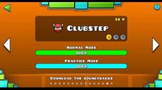 Geometry dash level 14 - Clubstep Complete !