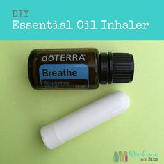 Create your own blends. Easy to use. And great for the kids. Essential Oil Inhaler, Doterra Breathe, Skin Problems, Health Problems, Aromatherapy Recipes, Doterra Essential Oils, Carrier Oils, Oils For Skin, Essentials