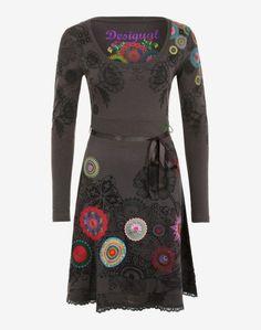 Jerseykleid 'Vest Newa' von Desigual bei ABOUT YOU