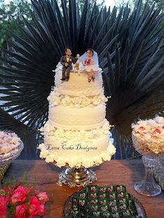 another wedding cake