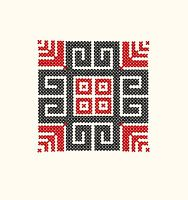 cusaturi populare romanesti - Google Search Crochet Art, Tapestry Crochet, Filet Crochet, Cross Stitch Borders, Cross Stitch Patterns, Cross Stitches, Palestinian Embroidery, Cross Stitch Embroidery, Embroidery Books