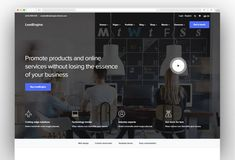 LeadEngine - Multi-Purpose WordPress Theme with Page Builder Test drive for 7 days FREE, the biggest and best Web Platform in the world Professional Wordpress Themes, Best Wordpress Themes, Dentist Website, Amazing Websites, Web Platform, Building A Website, Company Profile, Photography Website, Best Web