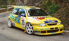 Seat Ibiza Kit Car.