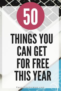50 things you can get for free this year