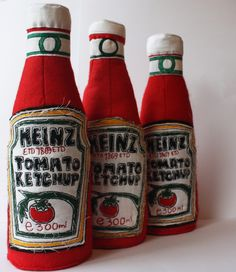 Amazing and fun: 'Supermarket stitch' by textile artist Holly Levell