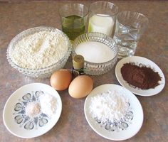 Briose de Casa cu Vanilie si Cacao ⋆ Retete Pentru O Viata Gem, Gemstones, Bud, Gems, Gemstone