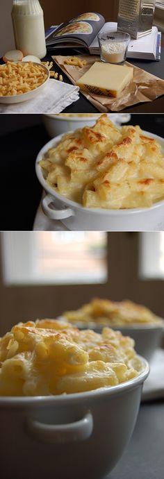 French Take On Mac 'n' Cheese