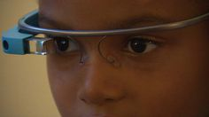 Cambridge-based entrepreneur-scientist Ned Sahin and his team have been developing programs for Google Glass that build skills of kids with autism.