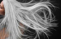 Shameless grey hair porn – loving the wind machine – Yeah Baby