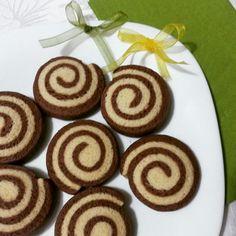 İki renkli kurabiye