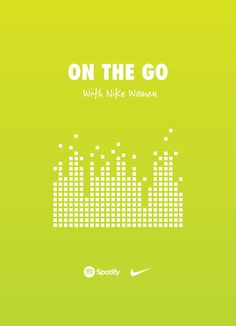 Move to a new beat. Stream our favorite on-the-go playlist on Spotify.