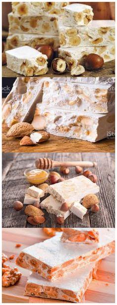 TORRONE CASERO CON NUECES YO AMO …❤️ – 3 claras, – 1 taza de glucosa de maíz, aquí, – 3/4 de taza de agua, #torta#pastel#cumpleaños#dulce#postre#pudín#mousse#cheesecake#chocolate#sanvalentin#love#receta#confitería