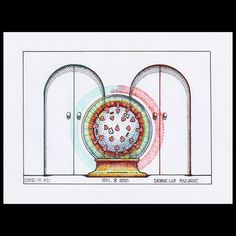 Crystal Ball, Limited Edition Prints, Paper Size, Zine, Drawing S, My Images, Greeting Cards, Canada, Fine Art