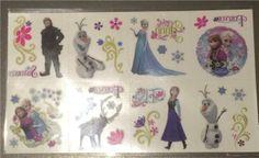 Disney Frozen Tattoos (8)