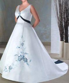 Mujer gordita aqui tienes varios modelos de vestidos de novia - Gorditas