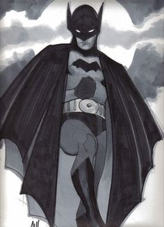 Batman by Adam Hughes