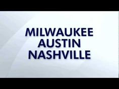 Branson AirExpress Nonstop Service 2012! Milwaukee, Nashville, and Austin!