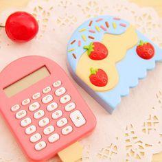 Calculadora - Sorvete