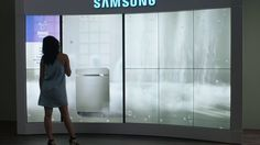 "Samsung ""Samsung Centerstage"" - From the Barbarian Group / New York, @Barbariangroup"