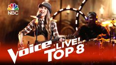 "The Voice 2015 Sawyer Fredericks - Top 8: ""Simple Man"""