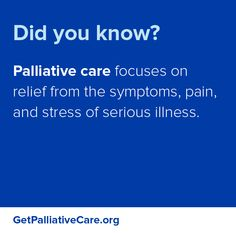 If you or a loved one has been diagnosed with cancer, find out how palliative care can help http://ow.ly/yxhTe #palliativecare #cancercare