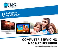 JMC Computers is a one-stop destination where you can find reliable technicians to fix your computer, tablet or mobile phone malfunction. Apart from tablet and computer repair and services, we also offer a number of computer products and accessories on great discounts. Shop for premium laptops, headphones, earphones, mouse, speakers and many more computer parts at discounted prices!