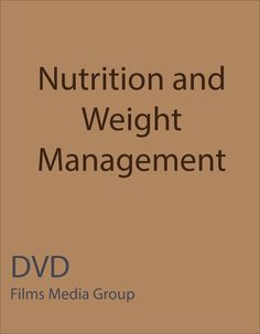 Nutrition and Weight Management - This program guides students through basic concepts on maintaining a healthy weight through commitment, discipline and attention to dietary details along with exercises. They will also learn about the body mass index and the risk of being overweight. The USDA's dietary guidelines are also discussed.