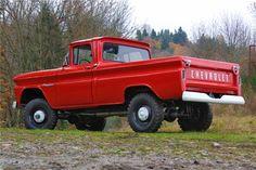 1960 Chevrolet Apache 10 Fleetside Pickup Truck classic f Best Pickup Truck, Classic Pickup Trucks, Old Pickup Trucks, Jeep Pickup, Gm Trucks, Lifted Trucks, Diesel Trucks, 1966 Chevy Truck, Chevy Trucks For Sale