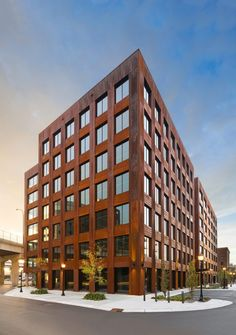 Tallest timber building in the U.S. opens its doors
