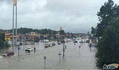 Obama declares emergency in Louisiana floods