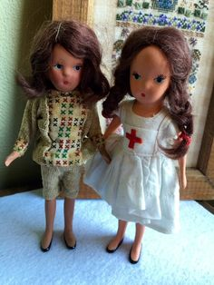 RARE Kerr and Hinz Dolls  Pick one or Both by Jewelmoon on Etsy